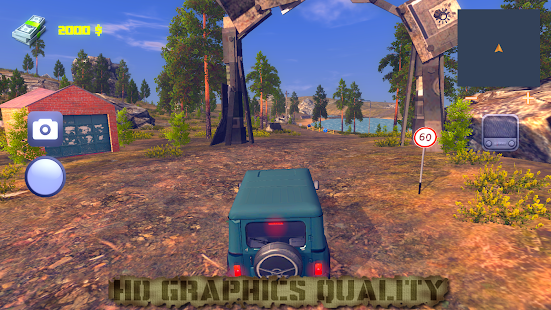 Suv Uaz Racing OffRoad 2- screenshot thumbnail