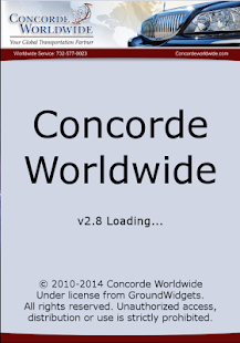 Concorde Worldwide- screenshot thumbnail