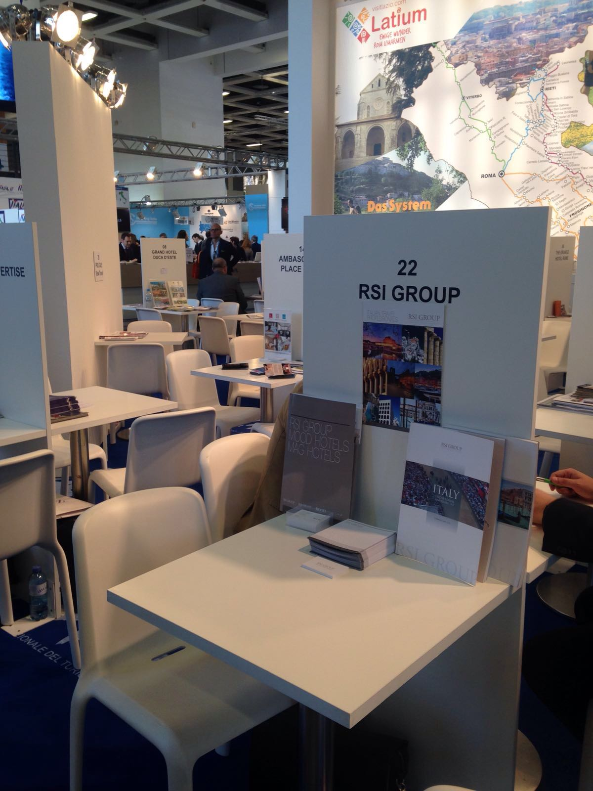 Photo Rsi Group Awaits You At ITB Berlin 2016 Will Find Us