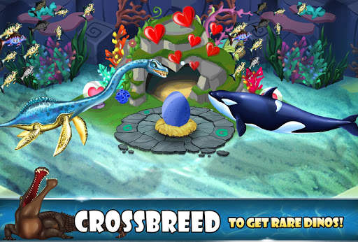 Jurassic Dino Water World Screenshot