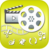 Video Editor: Rotate,Flip,Slow motion & more