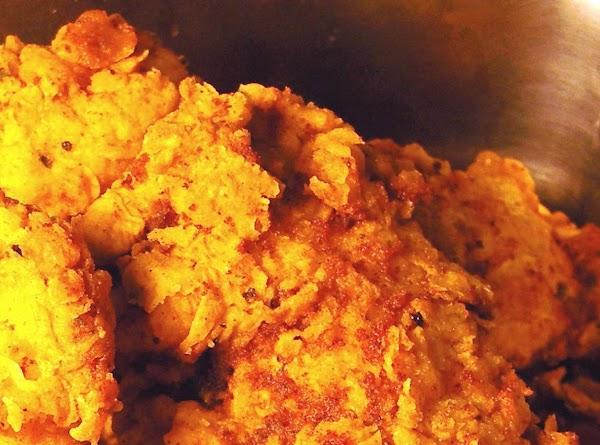White Trash Potato Chip Fried Chicken Recipe
