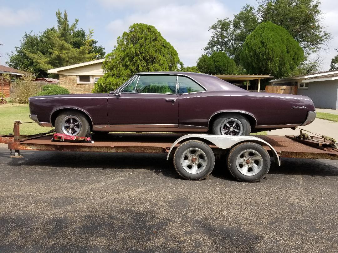Pontiac Gto Hire Temple