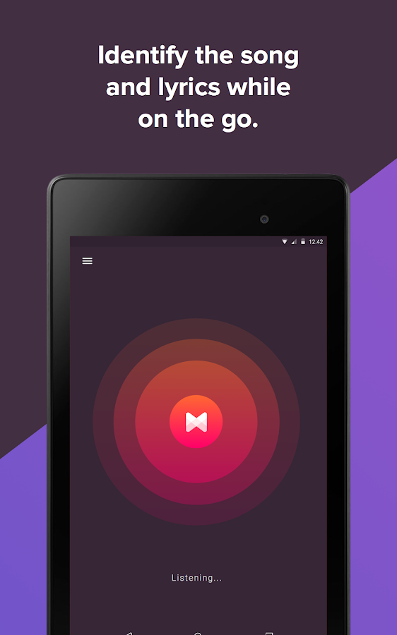 Musixmatch - Lyrics & Music- screenshot