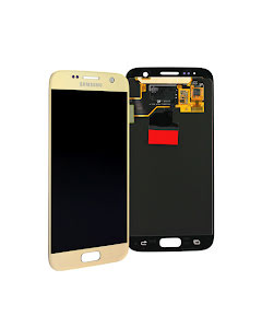 Galaxy S7 Display Gold