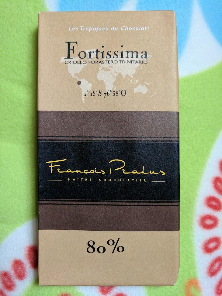 80% fortissima pralus