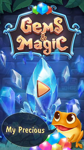 Gems & Magic adventure puzzle apktram screenshots 5