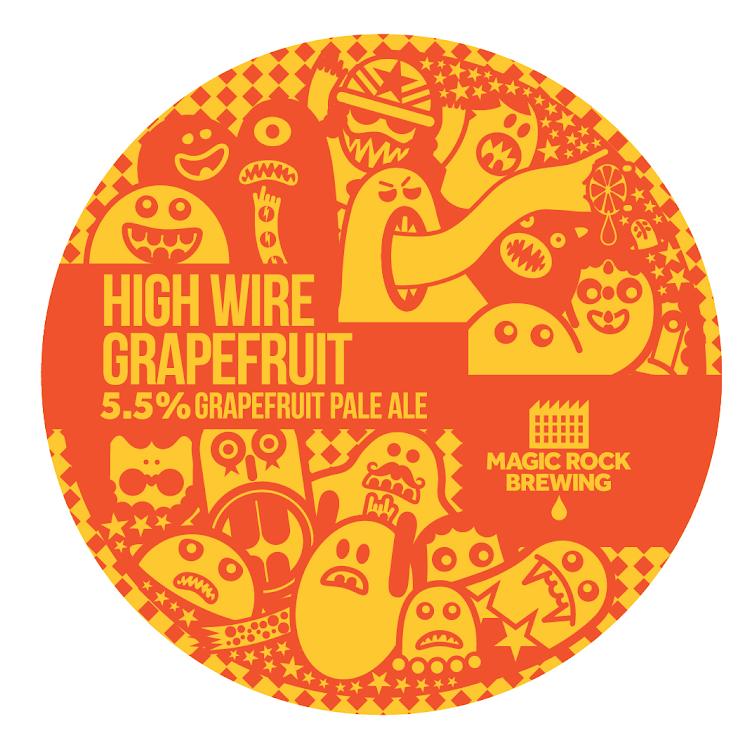 Logo of Magic Rock Grapefruit Highwire