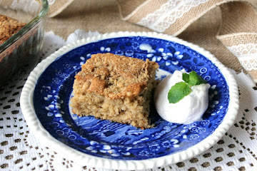German Streusel Coffee Cake Recipe 1953