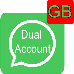 Dual GBWhatsApp double account Messenger - náhled