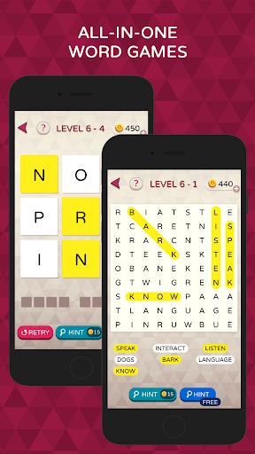 Word Masters - Free Word Games