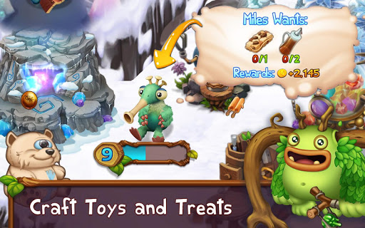 My Singing Monsters: Dawn of Fire modavailable screenshots 14