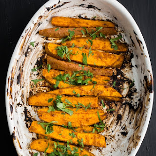 Tandoori Sweet Potatoes Recipe