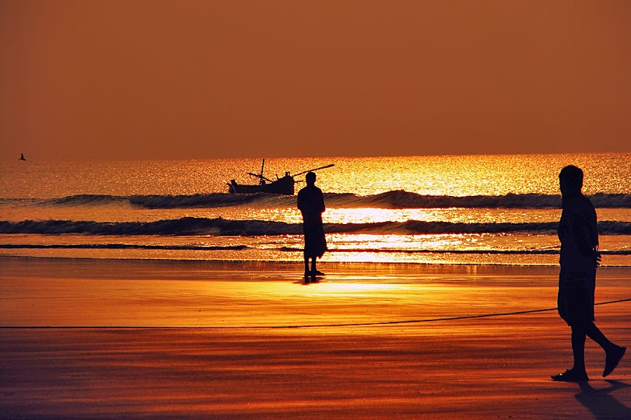 by Arijit Banerjee - Landscapes Sunsets & Sunrises (  )