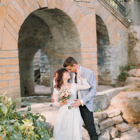 Wedding photographer Alina Skrypak (AlinaSkripak). Photo of 05.01.2018