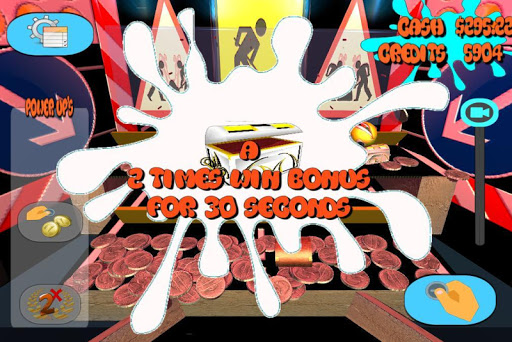 Penny Arcade Coin Dozer cash  screenshots 9