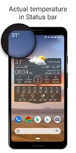 Weather Liveº Screenshot
