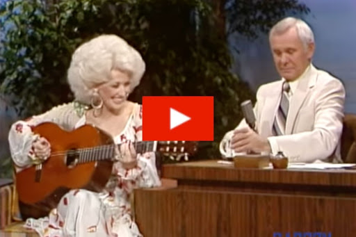 Dolly Parton Once Wrote a Song Just for Johnny Carson