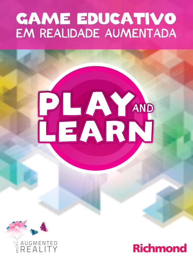 Play and Learn: captura de tela