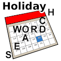 Holiday Word Search Puzzles icon