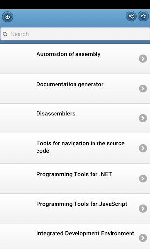 Tools programmer