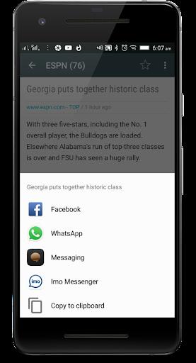 Canada News: the Global News app 1.0 screenshots 6