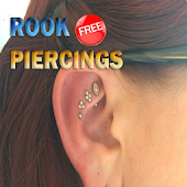 Rook Piercing Designs