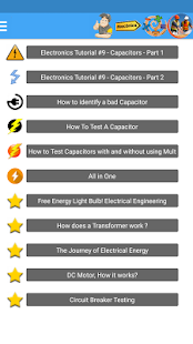 Learn electricity (All About It)- screenshot thumbnail