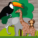 Kids Zoo Game: Educational games for toddlers icon