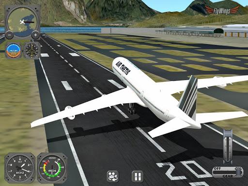 Flight Simulator 2013 FlyWings - Rio de Janeiro apktram screenshots 10