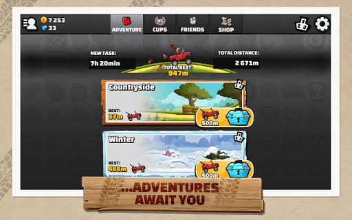 Hill Climb Racing 2  screenshots 10