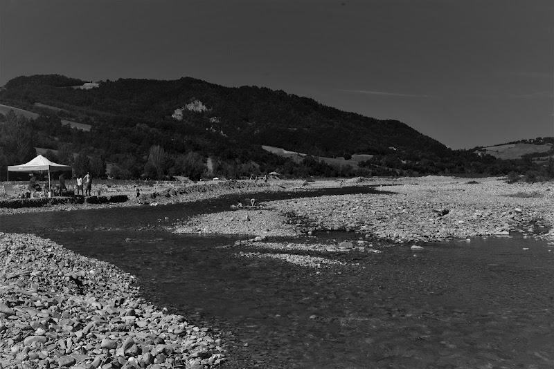 A Sunday in July at the river beach... di nestowolf