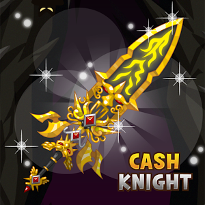 Cash Knight - Finding my manager ( Idle RPG ) 1.124 APK MOD