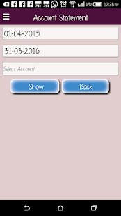 AccountsDeck - náhled