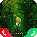 Green Tunnel Caller Screen APK