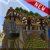 Shearwater Hills MCPE map