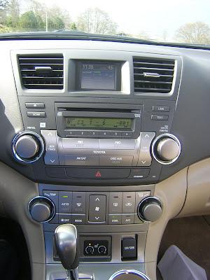2008 highlander radio upgrade