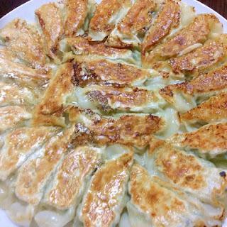 Our Gyoza Dumplings