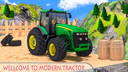 Modern Farm Simulator