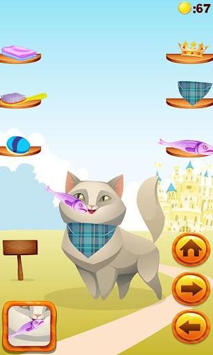 Mama Cat - Kids Games
