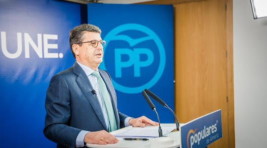 El PP urge al Gobierno a que acometa la rotonda del cruce Úrcal-Pulpí