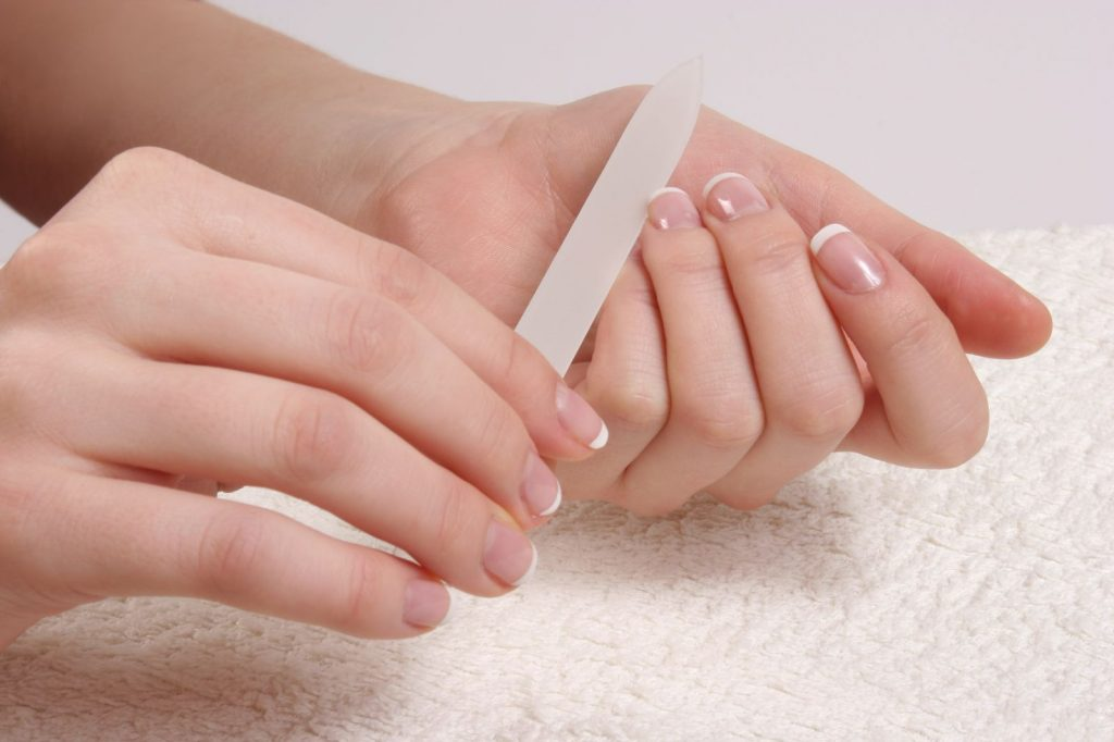 Remove Acrylic Nails With Nail Filers