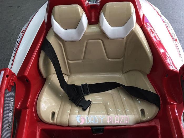 Xe ô tô điện dành cho bé WXE-8388 10