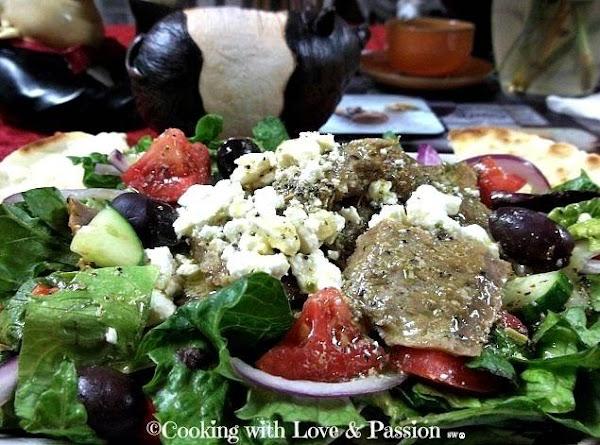 Great Greek Salad Recipe