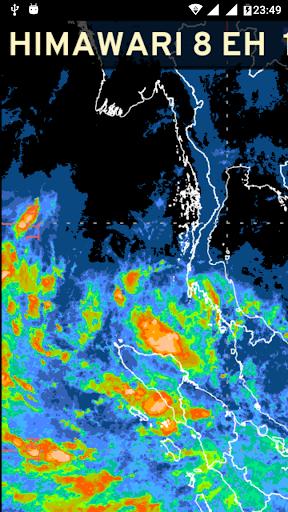 Citra Satelit dan Radar Cuaca  screenshots 7