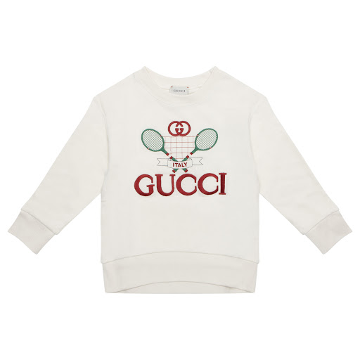 Primary image of Gucci Tennis Sweatshirt