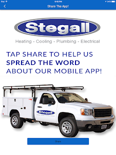 Stegall HVAC- screenshot thumbnail