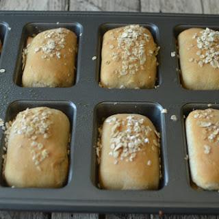 Our-Way Mini Sub Sandwiches.