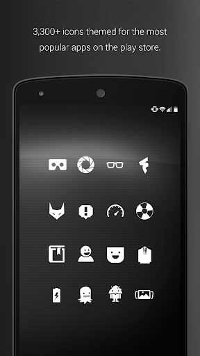 PipTec White Icons & Live Wall v1.1.4