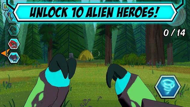 Ben 10: Alien Experience apk screenshot